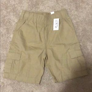 NWT! The children's place cargo shorts